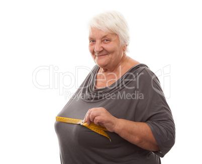 Бабки толстые фото